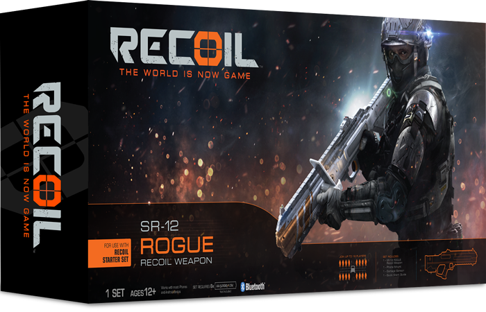 Recoil Fps Brought To Life Available Now