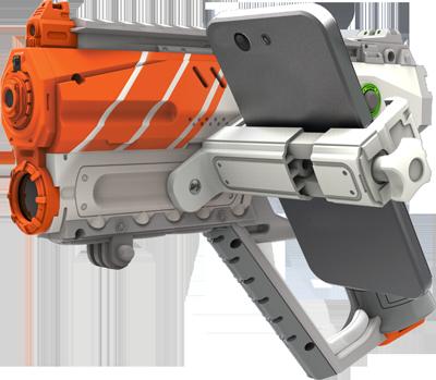 Nerf Gun Buzzsaw 52831 Rapid Ball Blasting New Damaged Package Discount |  eBay